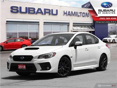 2018 Subaru WRX Sport-tech (Stk: U1581) in Hamilton - Image 1 of 26