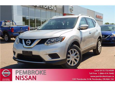 2015 Nissan Rogue  (Stk: 19207A) in Pembroke - Image 1 of 26