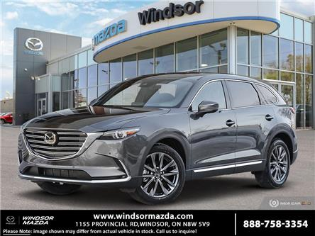 2020 Mazda CX-9 Signature (Stk: C91024) in Windsor - Image 1 of 23