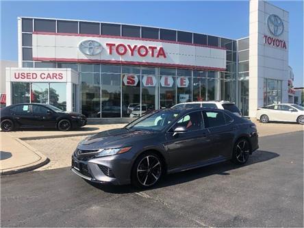 2018 Toyota Camry  (Stk: U3481) in Niagara Falls - Image 1 of 27