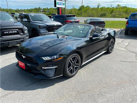 2018 Ford Mustang  (Stk: 64632) in Sudbury - Image 1 of 24