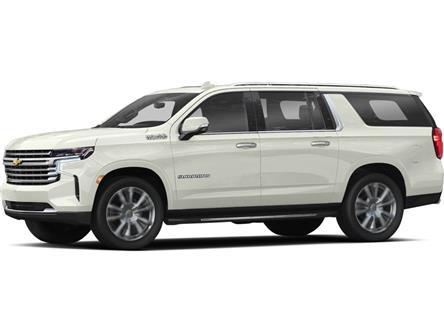 2021 Chevrolet Suburban High Country (Stk: F-XRWQW2) in Oshawa - Image 1 of 5