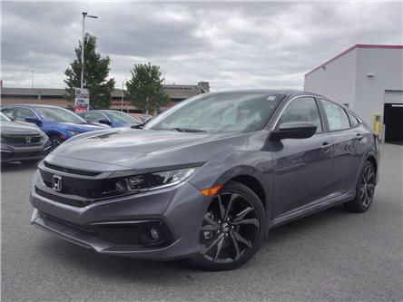 2020 Honda Civic Sport (Stk: 20-0505) in Ottawa - Image 1 of 24