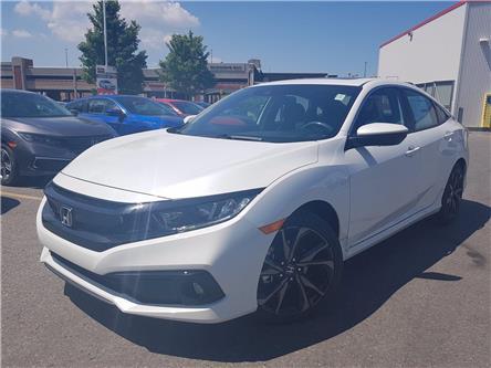 2020 Honda Civic Sport (Stk: 20-0507) in Ottawa - Image 1 of 23