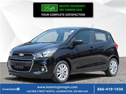 2016 Chevrolet Spark 1LT CVT (Stk: U4478) in Leamington - Image 1 of 30