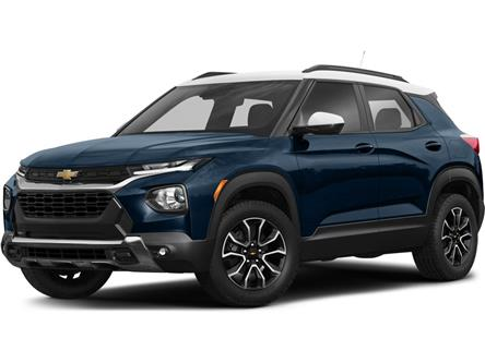 2021 Chevrolet TrailBlazer LT (Stk: F-XQCMTT) in Oshawa - Image 1 of 5