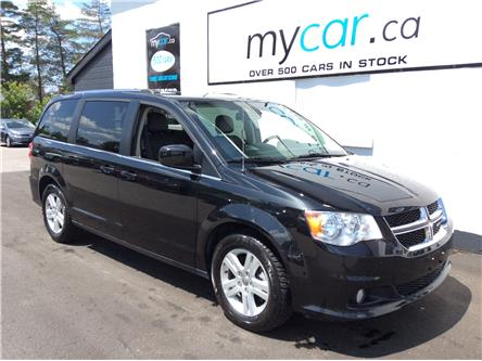 2019 Dodge Grand Caravan Crew (Stk: 200628) in Richmond - Image 1 of 19