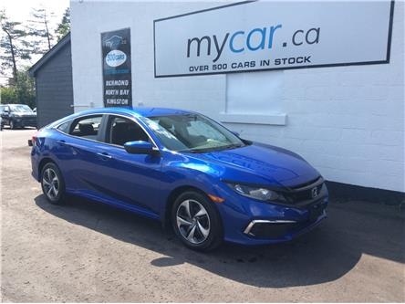 2019 Honda Civic LX (Stk: 200627) in Kingston - Image 1 of 20