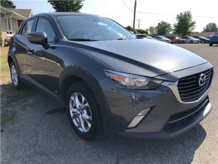 2018 Mazda CX-3 GS (Stk: -) in Kemptville - Image 1 of 15