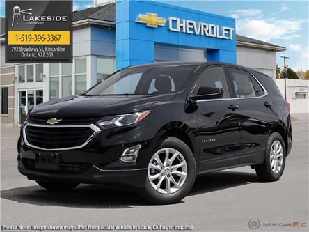2020 Chevrolet Equinox LT (Stk: T0134) in Kincardine - Image 1 of 10