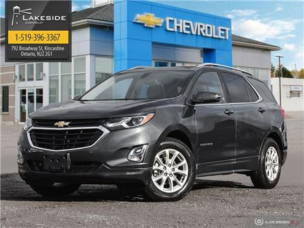 2018 Chevrolet Equinox LT (Stk: C9417A) in Kincardine - Image 1 of 27