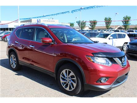2015 Nissan Rogue  (Stk: 184566) in Medicine Hat - Image 1 of 26