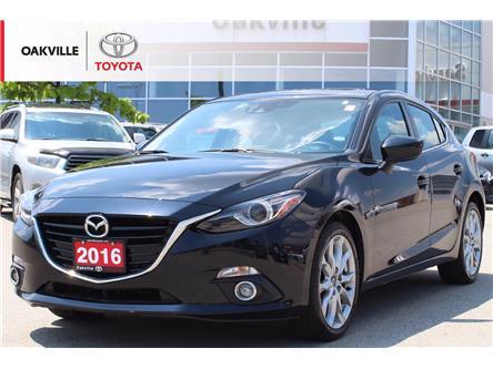 2016 Mazda Mazda3 Sport GT (Stk: 20363A) in Oakville - Image 1 of 19