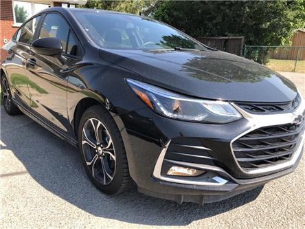 2019 Chevrolet Cruze LT (Stk: ) in Kemptville - Image 1 of 18