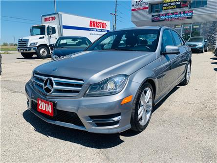 2014 Mercedes-Benz C-Class Base (Stk: ) in Pickering - Image 1 of 13