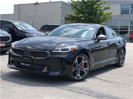 2020 Kia Stinger GT Limited w/Red Interior (Stk: ST20002) in Hamilton - Image 1 of 17