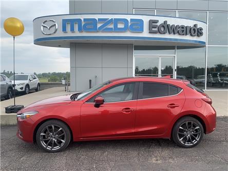 2018 Mazda Mazda3 Sport GT (Stk: 22318) in Pembroke - Image 1 of 12