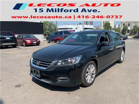 2014 Honda Accord EX-L V6 (Stk: 800054) in Toronto - Image 1 of 13