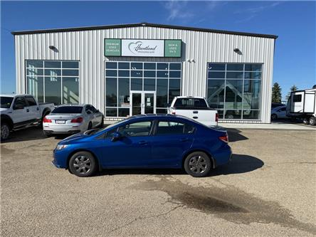 2014 Honda Civic LX (Stk: HW926A) in Fort Saskatchewan - Image 1 of 25
