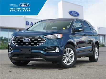 2020 Ford Edge SEL (Stk: S202175) in Dawson Creek - Image 1 of 17