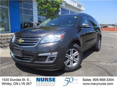 2016 Chevrolet Traverse 2LT (Stk: 10X333) in Whitby - Image 1 of 30