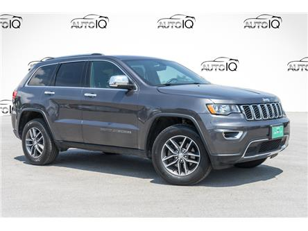2017 Jeep Grand Cherokee Limited (Stk: 27556UR) in Barrie - Image 1 of 30