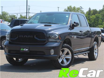 2018 RAM 1500 Sport (Stk: 200828A) in Moncton - Image 1 of 11