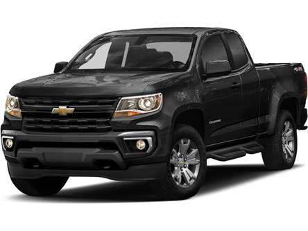 2021 Chevrolet Colorado WT (Stk: F-XTHP0M) in Oshawa - Image 1 of 5