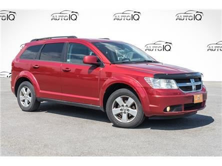 2010 Dodge Journey SXT (Stk: 27570UXZ) in Barrie - Image 1 of 9