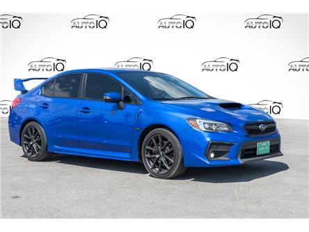 2018 Subaru WRX Sport-tech (Stk: 27555U) in Barrie - Image 1 of 30