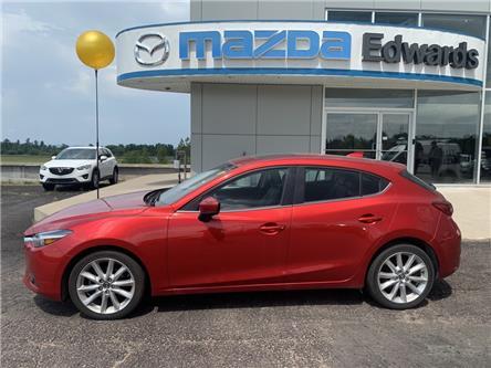 2017 Mazda Mazda3 Sport GT (Stk: 22330) in Pembroke - Image 1 of 12