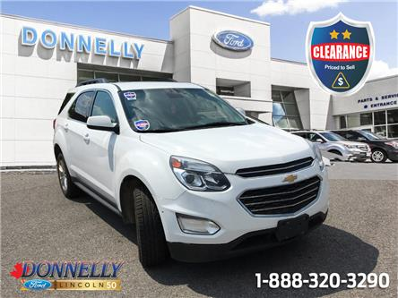 2016 Chevrolet Equinox LT (Stk: CLDS1639ALA) in Ottawa - Image 1 of 20
