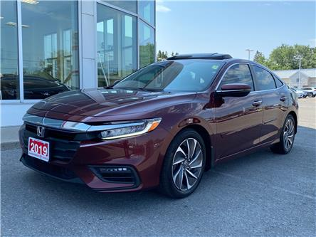 2019 Honda Insight Touring (Stk: W5043C) in Cobourg - Image 1 of 25