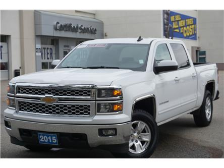 2015 Chevrolet Silverado 1500 1LT (Stk: P3575A) in Salmon Arm - Image 1 of 24