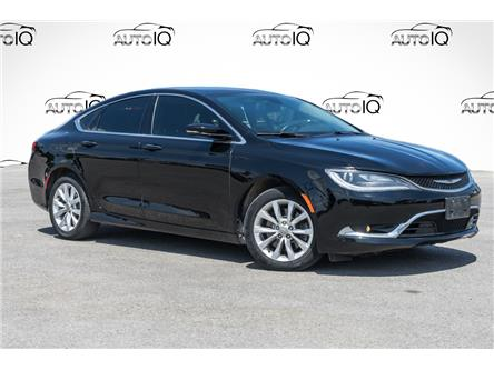 2015 Chrysler 200 C (Stk: 27559U) in Barrie - Image 1 of 27