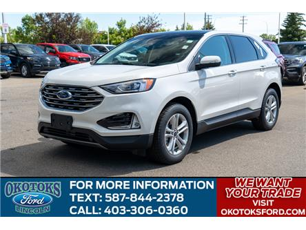 2020 Ford Edge  (Stk: LK-189) in Okotoks - Image 1 of 6
