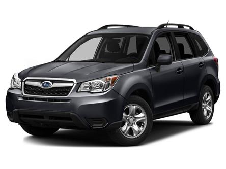 2016 Subaru Forester 2.5i Convenience Package (Stk: 15168A) in Thunder Bay - Image 1 of 9