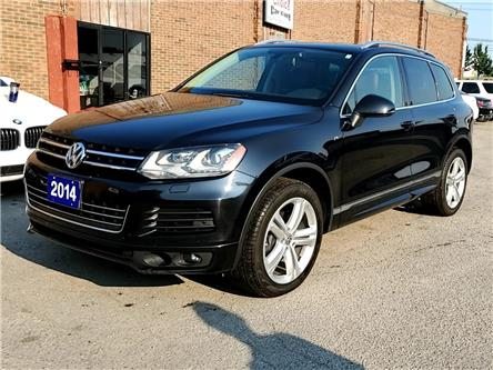 2014 Volkswagen Touareg  (Stk: V004053) in Kitchener - Image 1 of 30