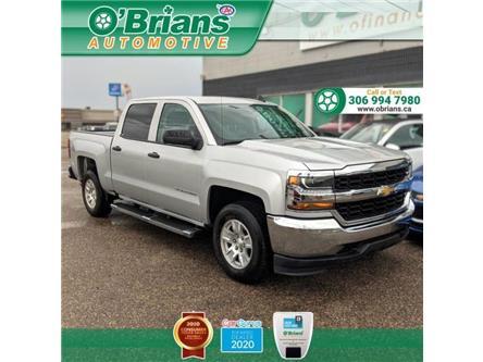 2018 Chevrolet Silverado 1500 LS (Stk: 13322A) in Saskatoon - Image 1 of 23