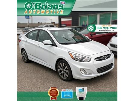 2017 Hyundai Accent SE (Stk: 13550A) in Saskatoon - Image 1 of 24