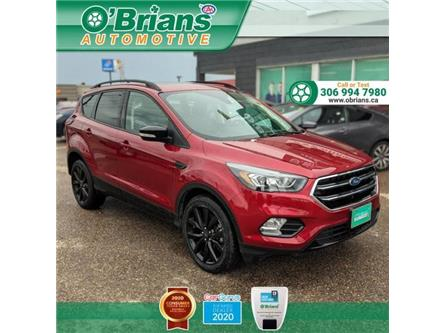 2019 Ford Escape Titanium (Stk: 13568A) in Saskatoon - Image 1 of 25