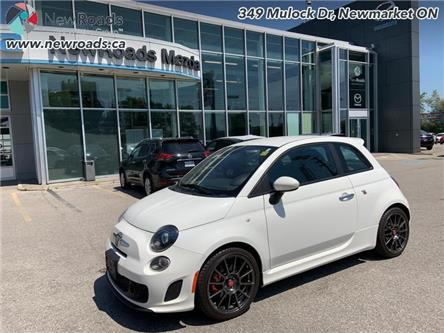 2015 Fiat 500 ABARTH (Stk: 41711A) in Newmarket - Image 1 of 22