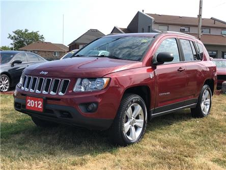 2012 Jeep Compass Limited (Stk: 5685) in Stoney Creek - Image 1 of 18
