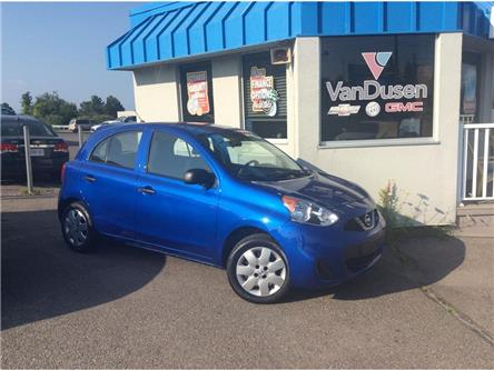 2015 Nissan Micra 4dr HB Man S (Stk: 194682A) in Ajax - Image 1 of 21