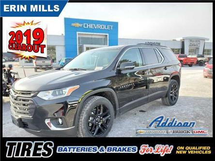 2019 Chevrolet Traverse LT (Stk: KJ271140) in Mississauga - Image 1 of 18