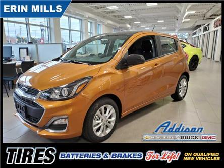 2019 Chevrolet Spark 1LT CVT (Stk: KC772005) in Mississauga - Image 1 of 18