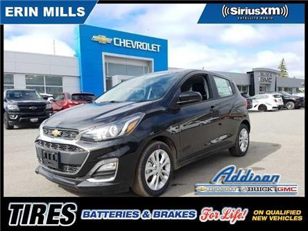 2019 Chevrolet Spark 1LT CVT (Stk: KC771261) in Mississauga - Image 1 of 17