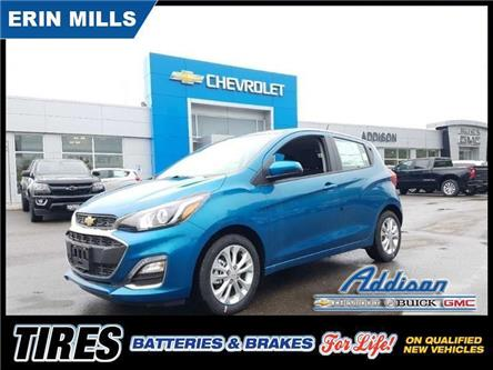 2019 Chevrolet Spark 1LT CVT (Stk: KC791400) in Mississauga - Image 1 of 17