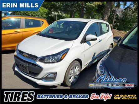2019 Chevrolet Spark 2LT CVT (Stk: KC791732) in Mississauga - Image 1 of 16