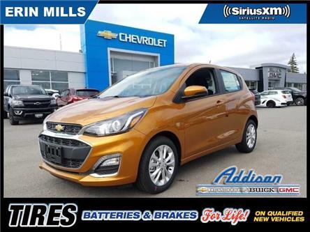 2019 Chevrolet Spark 1LT CVT (Stk: KC790845) in Mississauga - Image 1 of 16